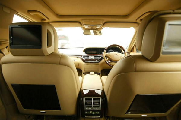 Bmw 5 Series Luxury Car Hire Services By - Luxury Car Rental Delhi