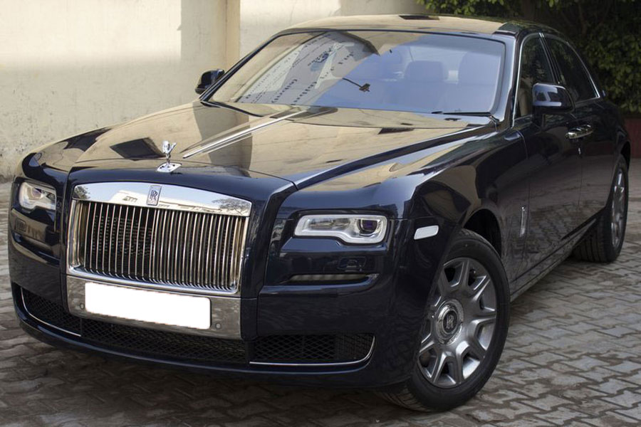 Rolls Royace Car Rental Delhi Hire Rolls Royace Ghost For Wedding