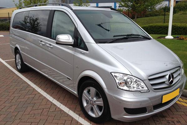 Mercedes Toyota Luxury Vans Rental Delhi Imported Luxury