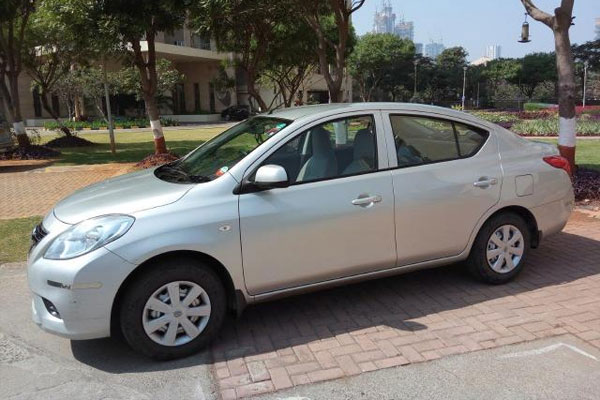 More Details About Hiring Nissan Sunny - Executive Car Rental Service - Car Rental Delhi