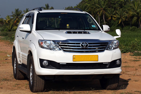 More Details About Hiring Luxury Suv Toyota Fortuner Car - Luxury Suv/Muv Car Rental Service - Car Rental Delhi