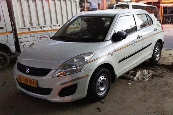 More Details About Car Hire Swift Dzire Budget Car